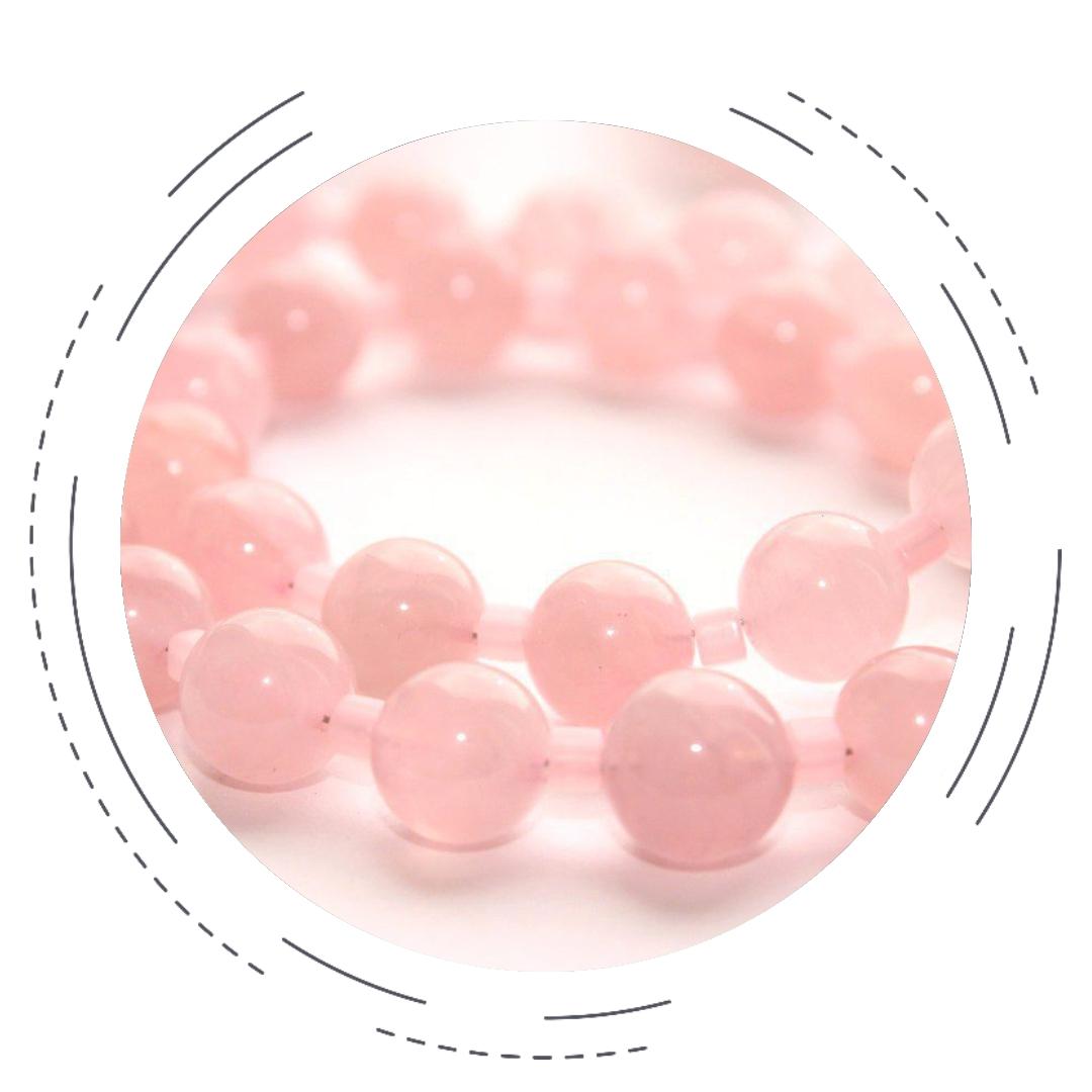 Розовый кварц фен шуй