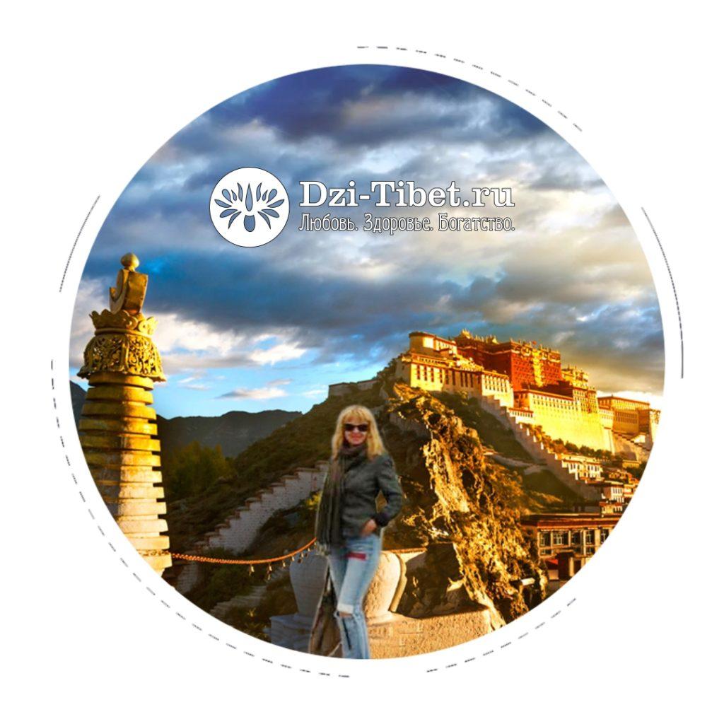 Бусины Дзи купить в Оренбурге - браслет с бусиной Дзи