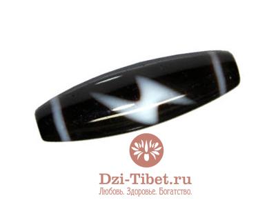 5-глаз с молнией бусина Дзи - помогает получить все, что хочет ее владелец. Она приносит молниеносный успех в разных сферах жизни.