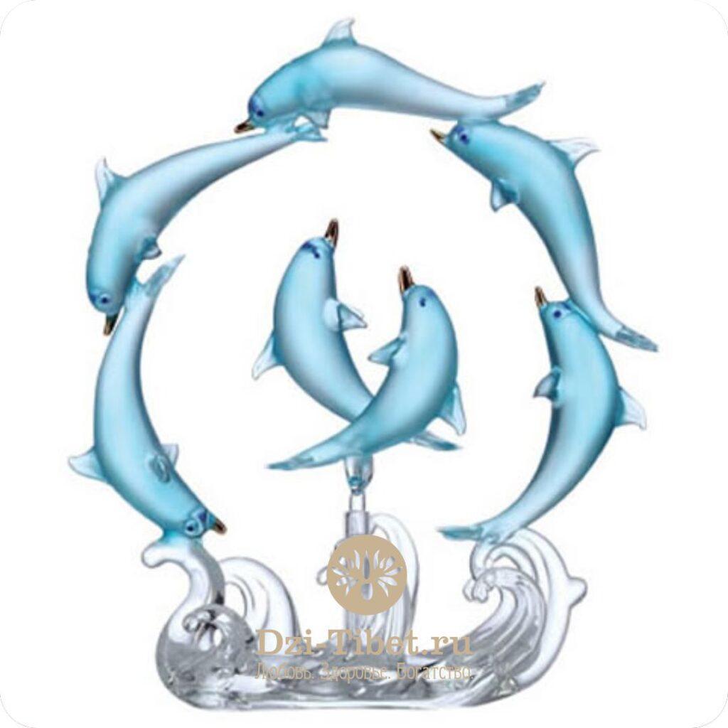 Дельфины Фэн Шуй