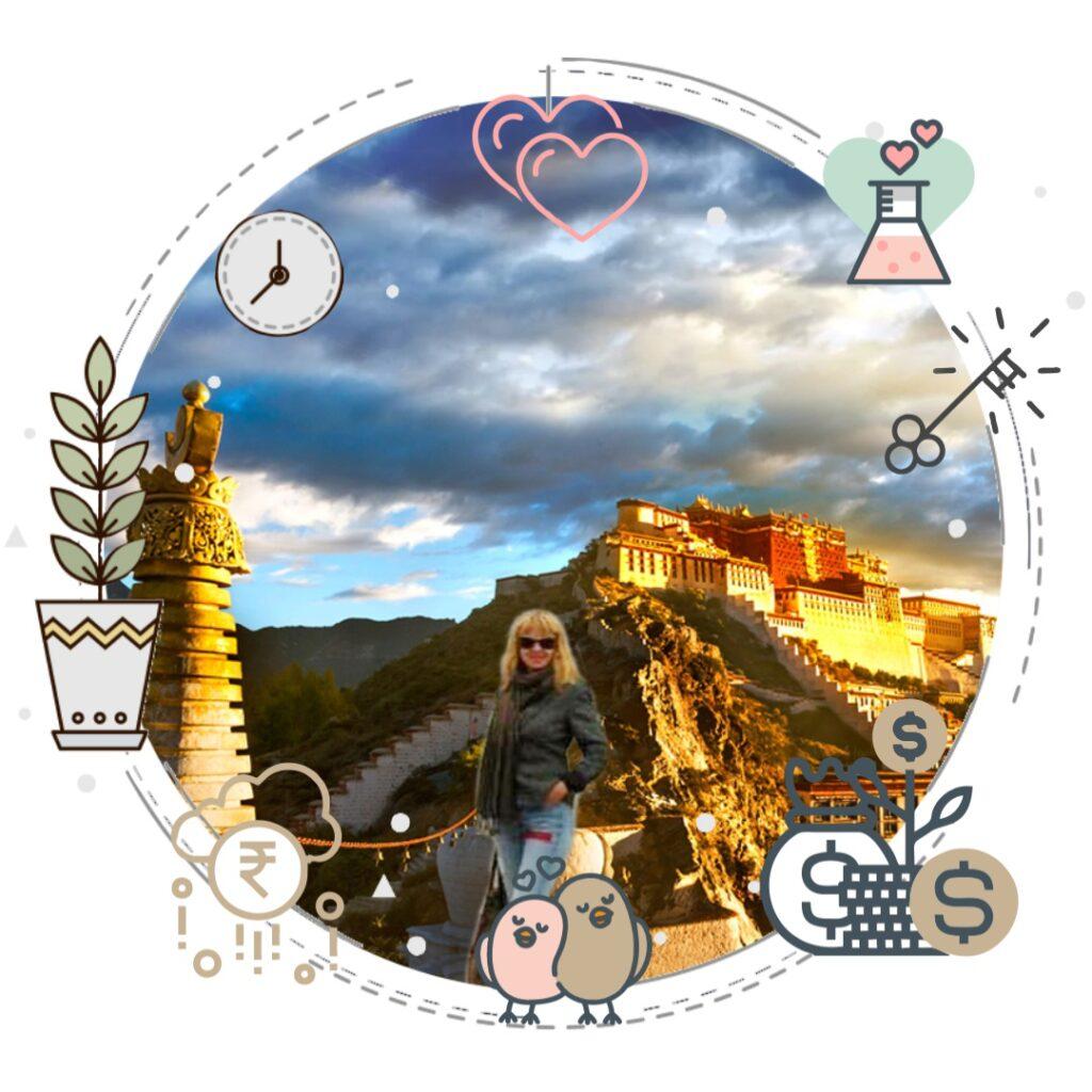 ☯ Бусины Дзи из Тибета купить оригинал.
