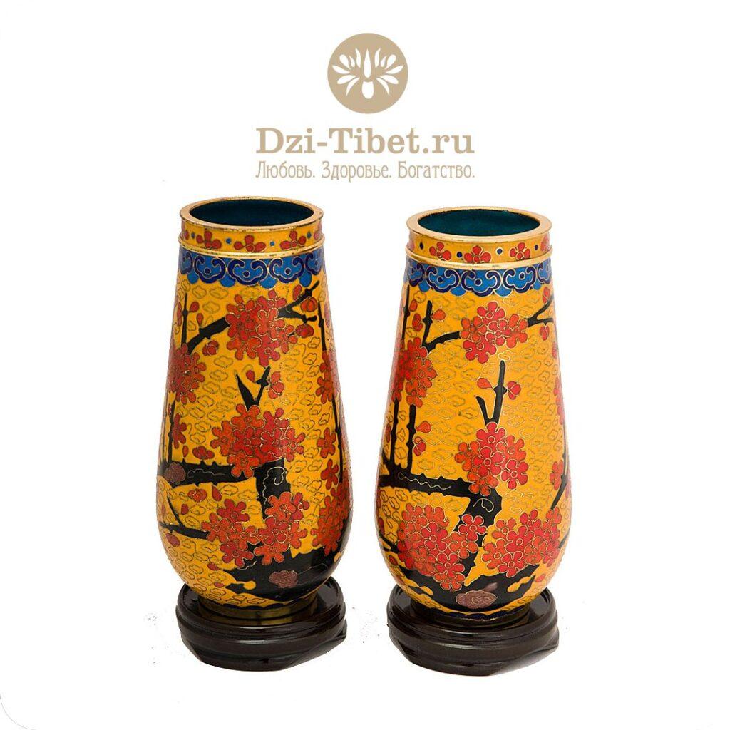 Две вазы Фэн Шуй