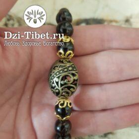 9-глазая бусина Дзи Тибет